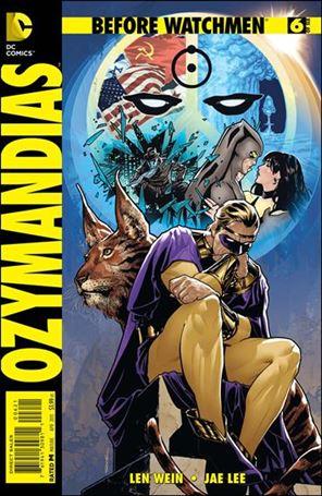 Before Watchmen: Ozymandias 6-D