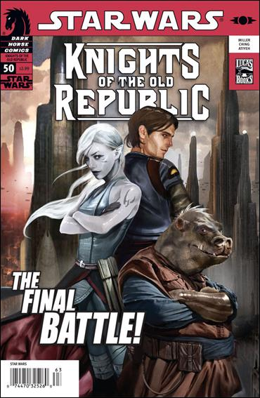 Star Wars: Knights of the Old Republic 50-A by Dark Horse
