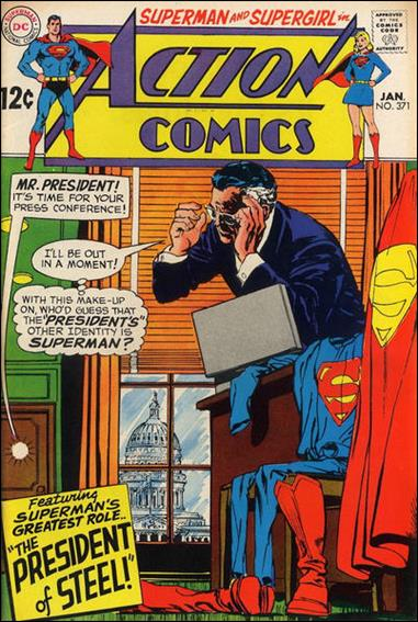 Action Comics (1938) 371-A by DC