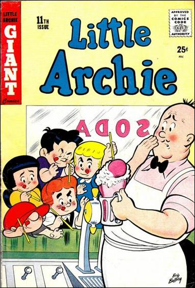 Little Archie 11-A by Archie