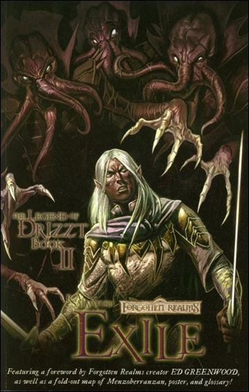 Forgotten Realms: The Legend of Drizzt 2-A by Devil's Due