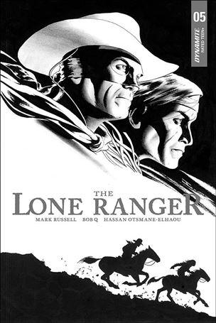 Lone Ranger (2018) 5-B