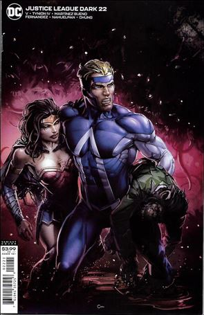 Justice League Dark (2018) 22-B
