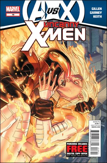 Uncanny X-Men (2012) 18-A by Marvel