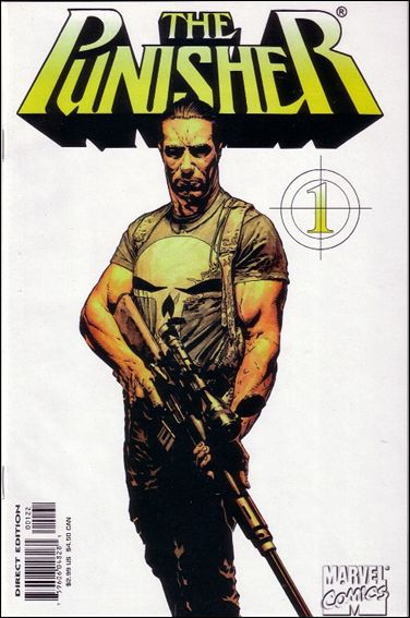 Punisher (2000) 1-C by Marvel
