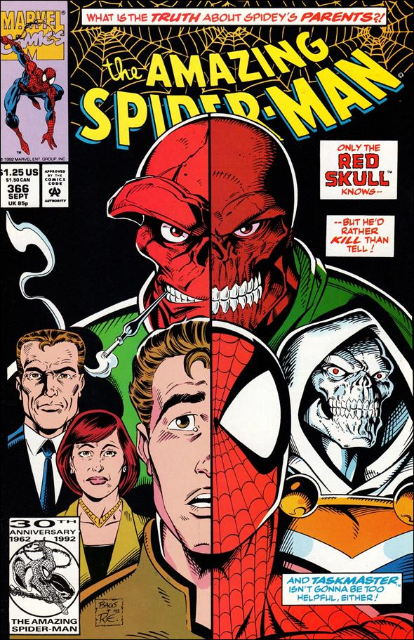 Amazing Spider-Man (1963) 366-A by Marvel