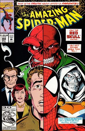 Amazing Spider-Man (1963) 366-A