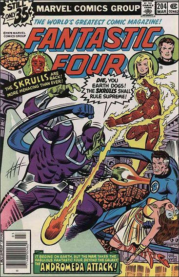 Fantastic Four (1961) 204-A by Marvel