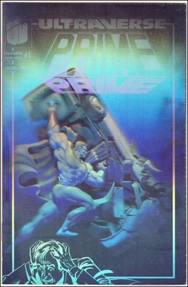 Prime (1993) 1-C by Malibu