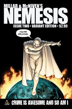 Millar &amp; McNiven's Nemesis 2-B