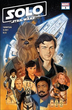 Solo: A Star Wars Story Adaptation 1-A