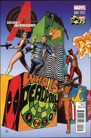Secret Avengers (2014) 9-B