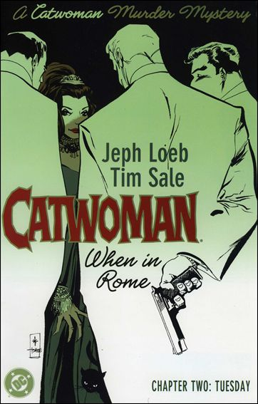 Catwoman: When in Rome 2-A by DC