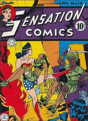 Sensation Comics (1942) 18-A