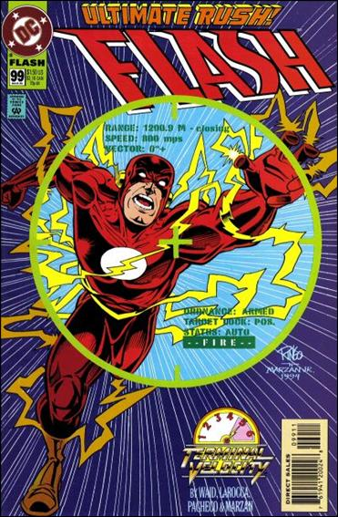 Flash (1987) 99-A by DC