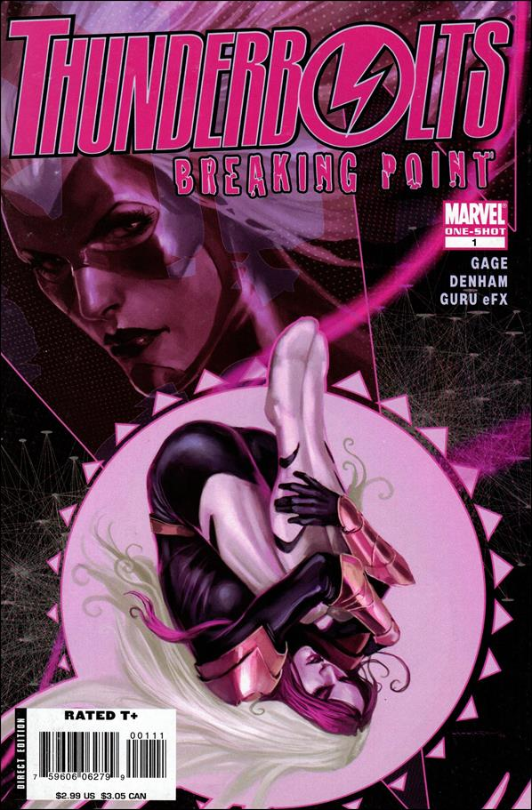 Thunderbolts: Breaking Point 1-A by Marvel