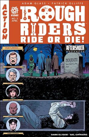 Rough Riders: Ride or Die 3-A