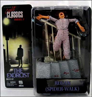 The Exorcist Regan Spider Walk