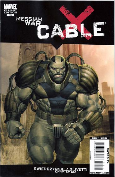 Cable (2008) 15-B by Marvel