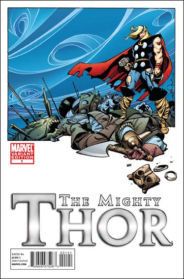 Mighty Thor 1-B by Marvel