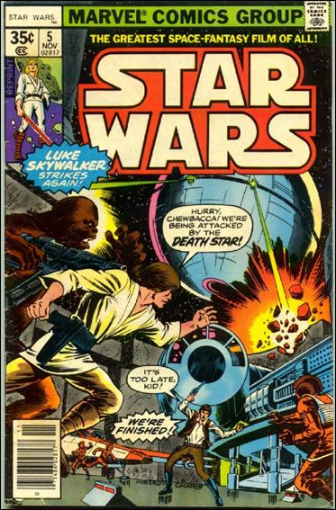 Star Wars (1977) 5-D by Marvel