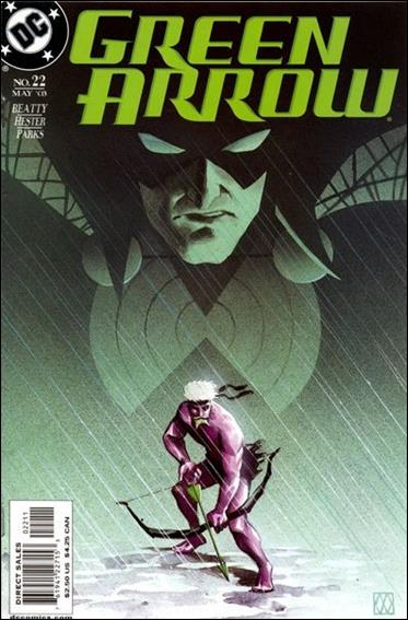 Green Arrow (2001) 22-A by DC