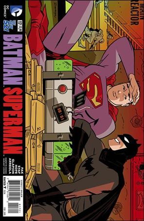 Batman/Superman 17-D