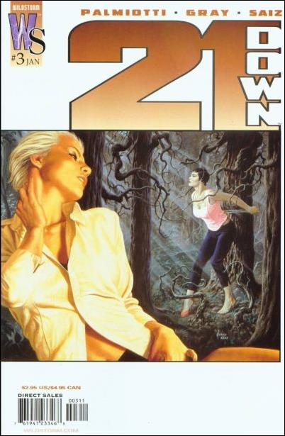21 Down 3-A by WildStorm