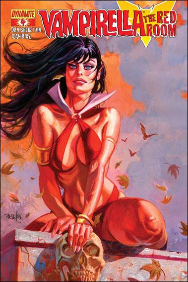 Vampirella: The Red Room 4-A by Dynamite Entertainment