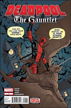 Deadpool: The Gauntlet 1-A