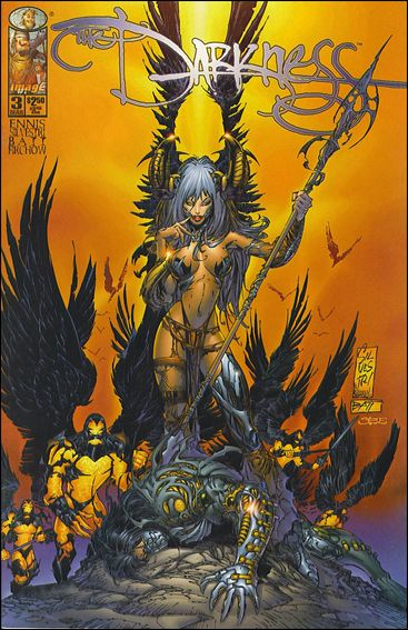 Darkness (1996) 3-A by Top Cow