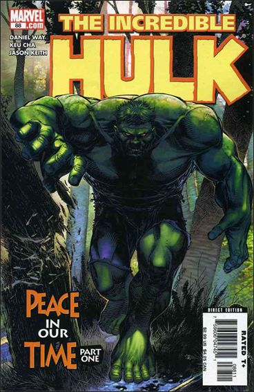 Incredible Hulk (2000)  88-A by Marvel