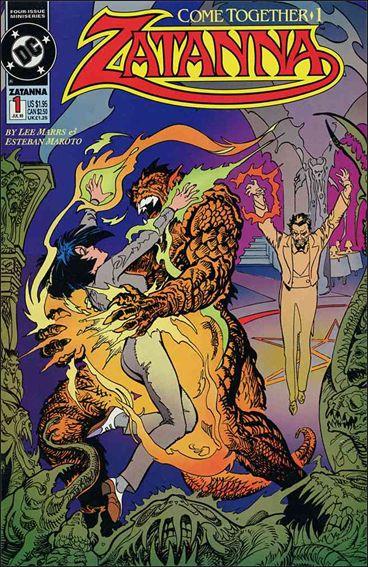 Zatanna (1993) 1-A by DC