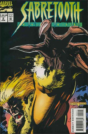 Sabretooth Classic 2-A by Marvel