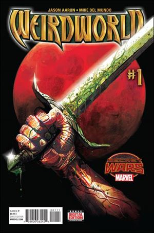 Weirdworld (2015) 1-A