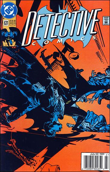 Detective Comics (1937) 631-A by DC