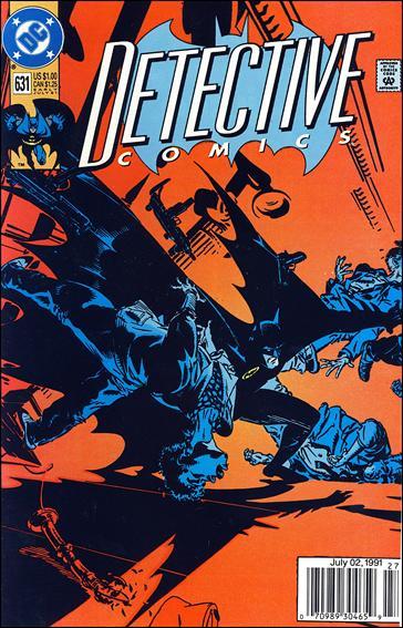 Detective Comics (1937) 631-A by DC