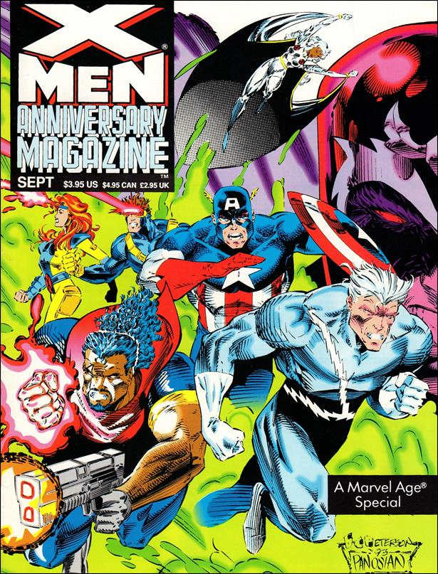 X-Men Anniversary Magazine 1-A by Marvel