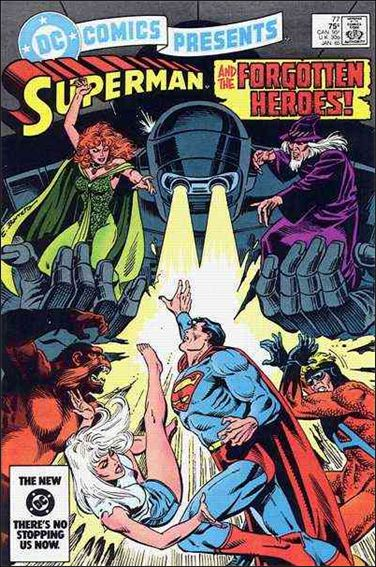 DC Comics Presents (1978) 77-A by DC
