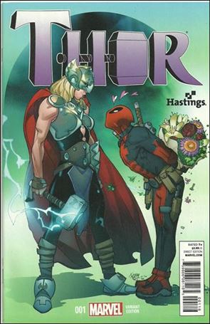 Thor (2014) 1-J