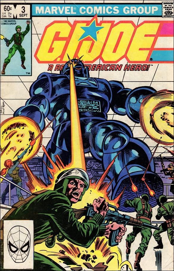 G.I. Joe: A Real American Hero 3-A by IDW