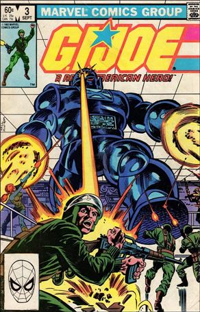 G.I. Joe: A Real American Hero 3-A