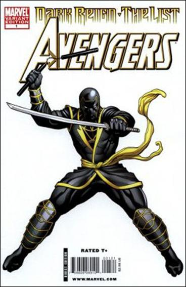 Dark Reign: The List - Avengers 1-B by Marvel