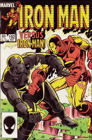 Iron Man (1968) 192-A by Marvel