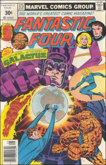 Fantastic Four (1961) 173-B by Marvel