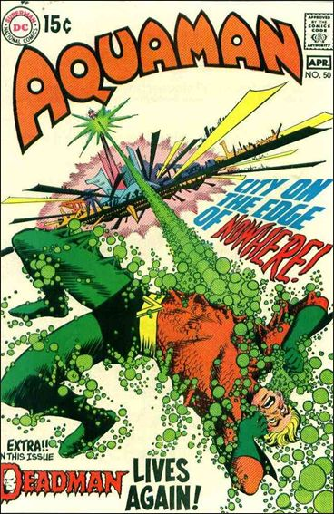 Aquaman (1962) 50-A by DC