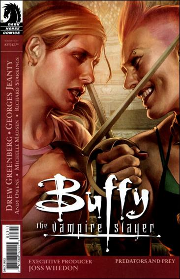Buffy the Vampire Slayer Season Eight 23-A by Dark Horse