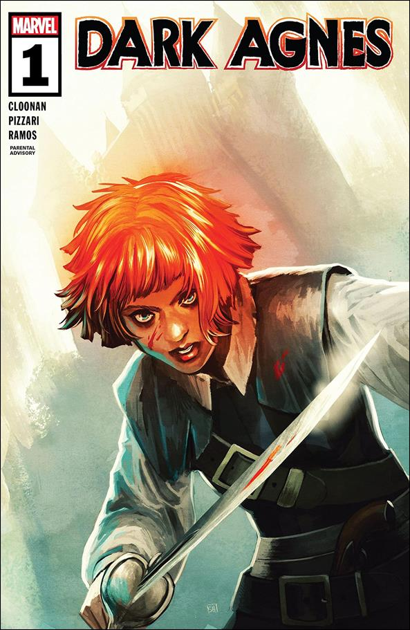 Dark Agnes 1-A by Marvel