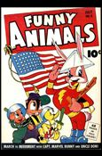 Fawcett's Funny Animals 8-A