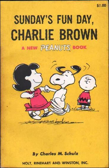 Sunday's Fun Day, Charlie Brown 1-A by Holt, Rinehart and Winston